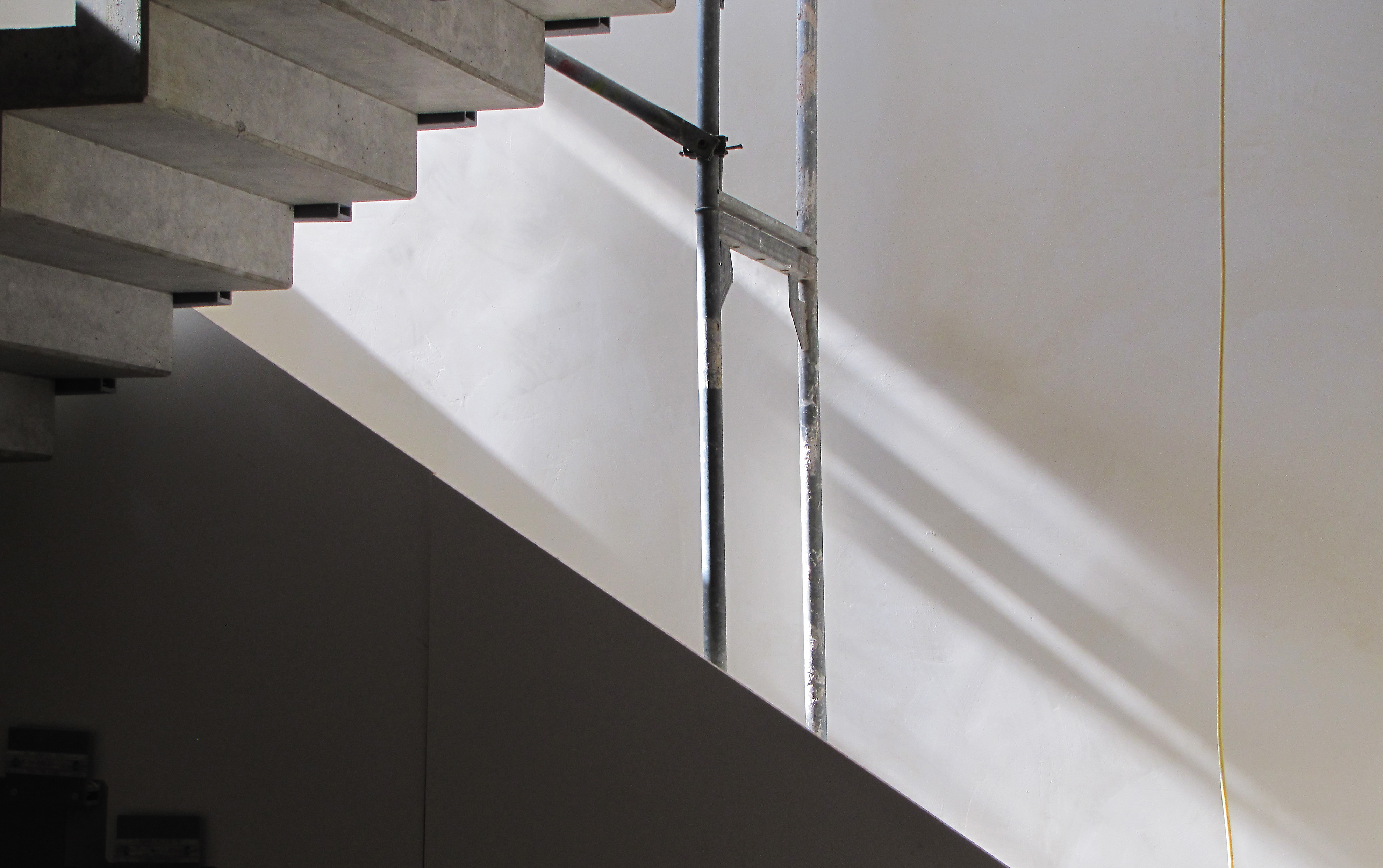 freischwebende treppe beitrag von rainer s zu mein beton beton campus. Black Bedroom Furniture Sets. Home Design Ideas
