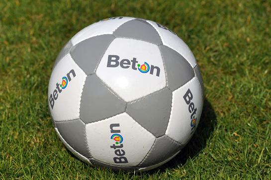 Ich will einen Betonball gewinnen.