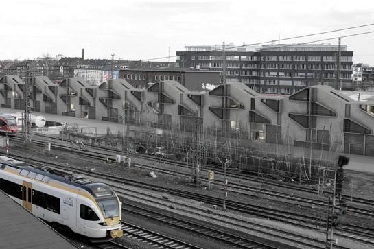 Preisgekrönt: Die Wohnzeile in Münster