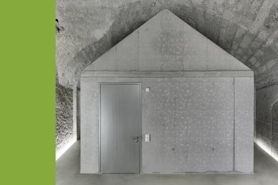 ornamentbeton muster und schriften in ortbeton giessen beton campus. Black Bedroom Furniture Sets. Home Design Ideas