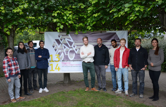 Das deutsche Team bei der Masterclass 2014 in Dublin