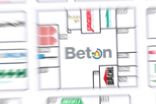Der Gemeinschaftsstand der Zement- und Betonindustrie im Hallenplan der BAU 2015