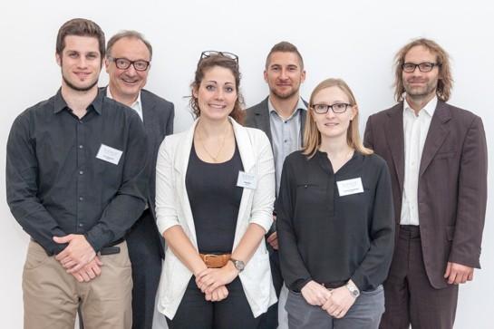 TUDALIT Architekturpreis: Die Preisträger 2015