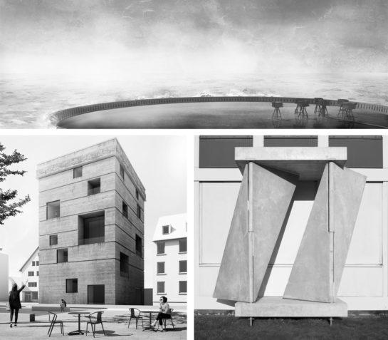 Concrete Design Competition 2015/16: Preisträger